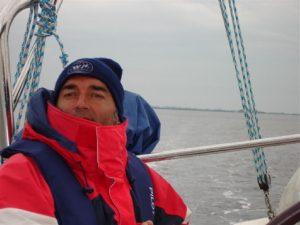 maritiem expert Peter Wyffels